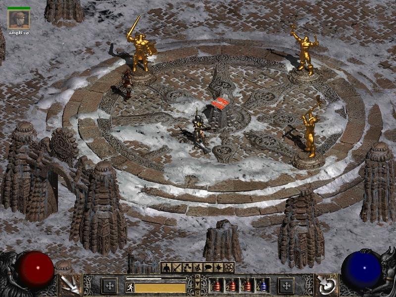 скачать Diablo 2 Hd торрент - фото 3